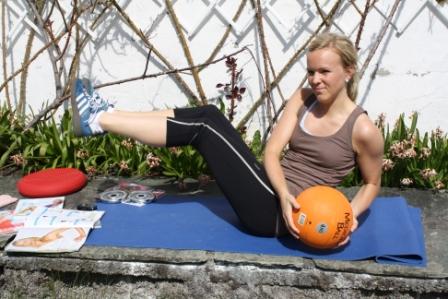 styrketrening mage